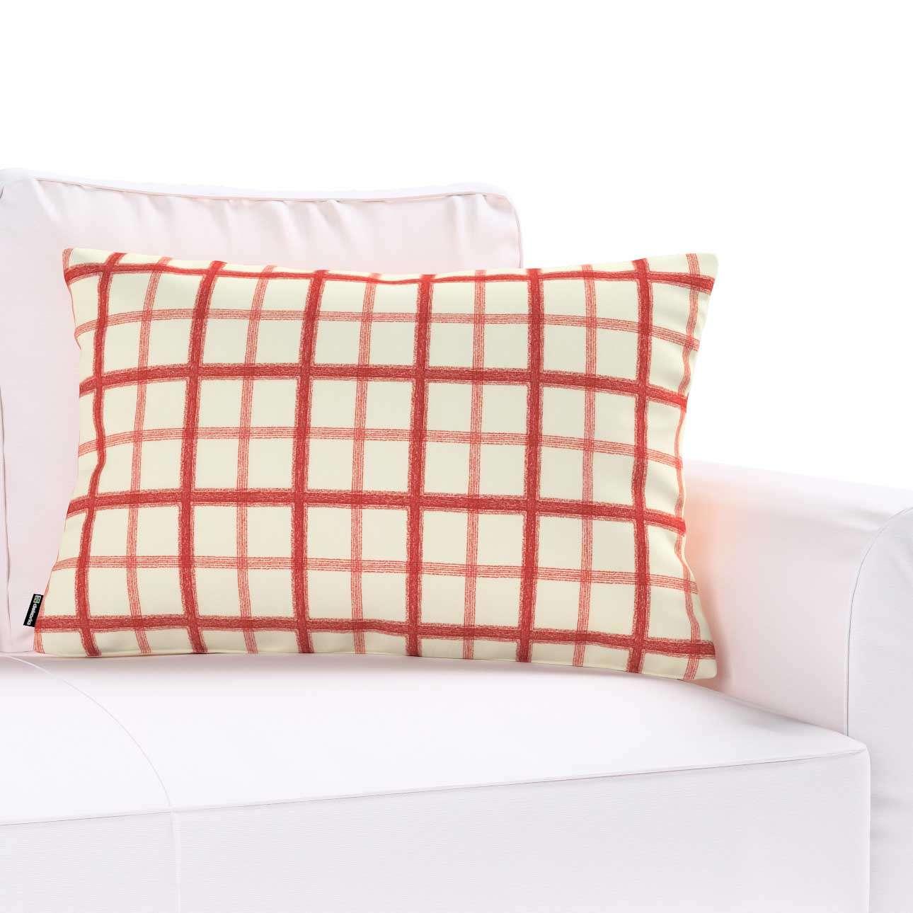 Kinga dekoratyvinės pagalvėlės užvalkalas 60x40cm kolekcijoje Avinon, audinys: 131-15