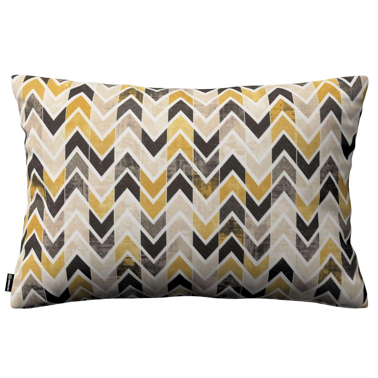 Poszewka Kinga na poduszkę prostokątną w kolekcji Modern, tkanina: 142-79