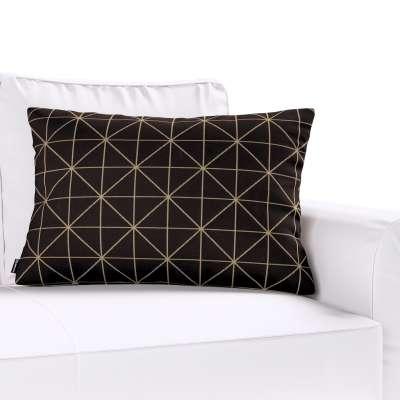 Poszewka Kinga na poduszkę prostokątną w kolekcji Black & White, tkanina: 142-55
