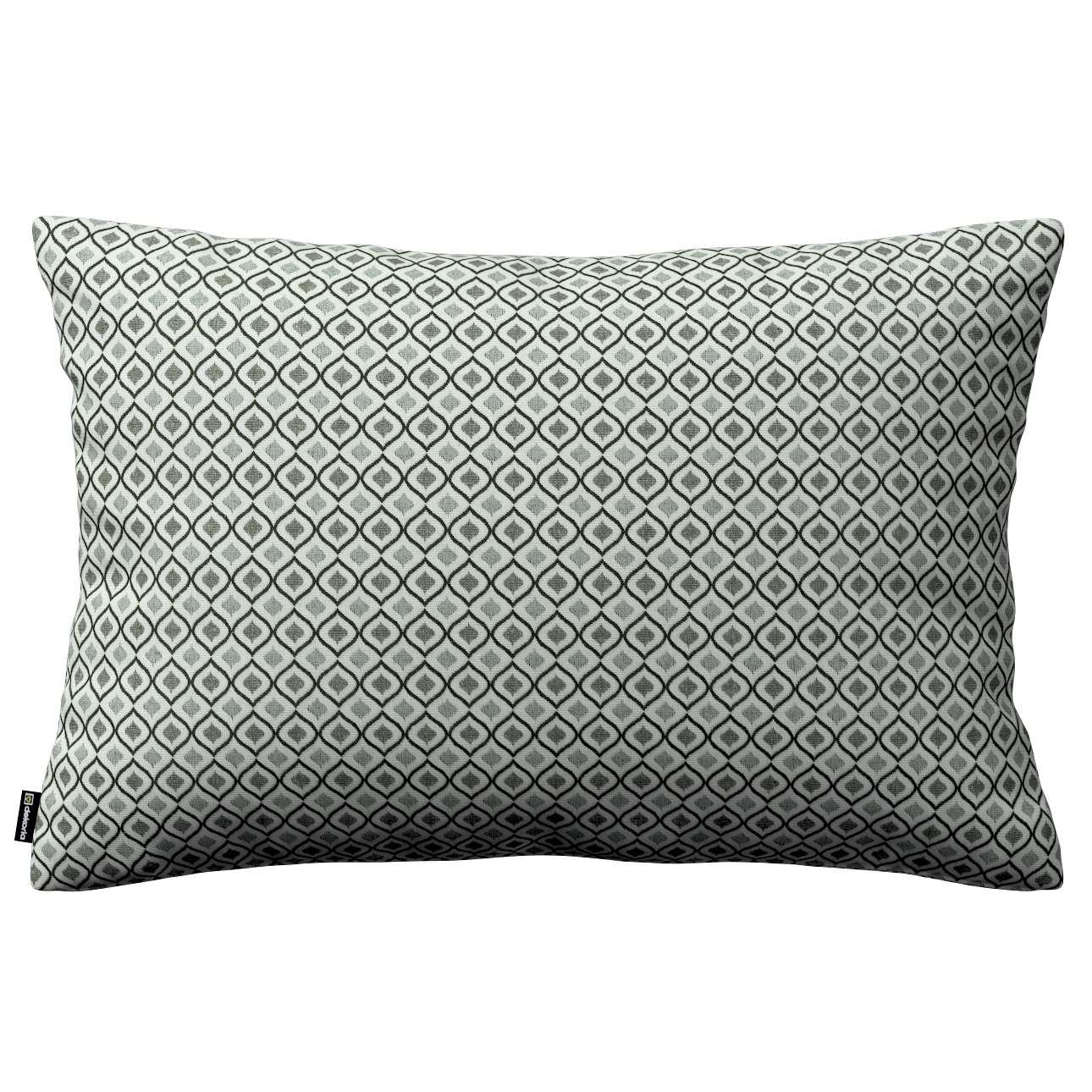 Poszewka Kinga na poduszkę prostokątną w kolekcji Black & White, tkanina: 142-76