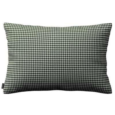 Kinga dekoratyvinės pagalvėlės užvalkalas 60x40cm 142-77 juoda-balta Kolekcija Black & White