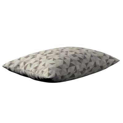Poszewka Kinga na poduszkę prostokątną 142-85 srebrno-szare Kolekcja do -50%