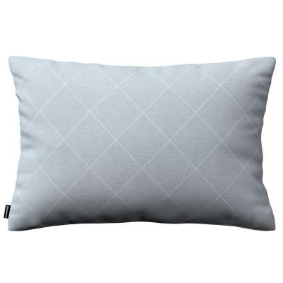 Kinga dekoratyvinės pagalvėlės užvalkalas 60x40cm 142-57 pilka - sidabrinė Kolekcija Venice