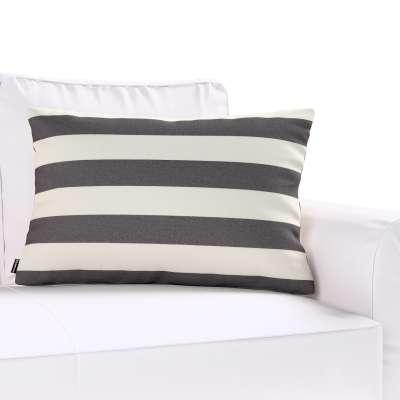 Poszewka Kinga na poduszkę prostokątną w kolekcji Quadro, tkanina: 142-72