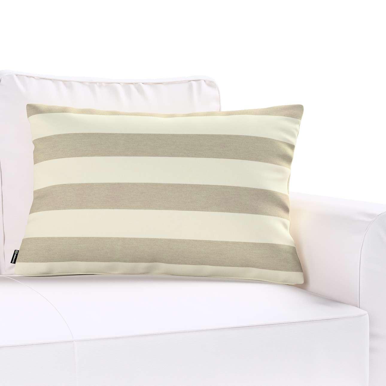 Poszewka Kinga na poduszkę prostokątną w kolekcji Quadro, tkanina: 142-73