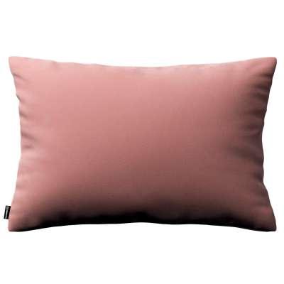 Kinga dekoratyvinės pagalvėlės užvalkalas 60x40cm 704-30 koralų rožinė Kolekcija Velvetas/Aksomas