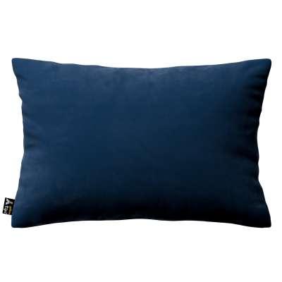 Povlak Milly obdélný 704-29 námořnická modrá Kolekce Posh Velvet
