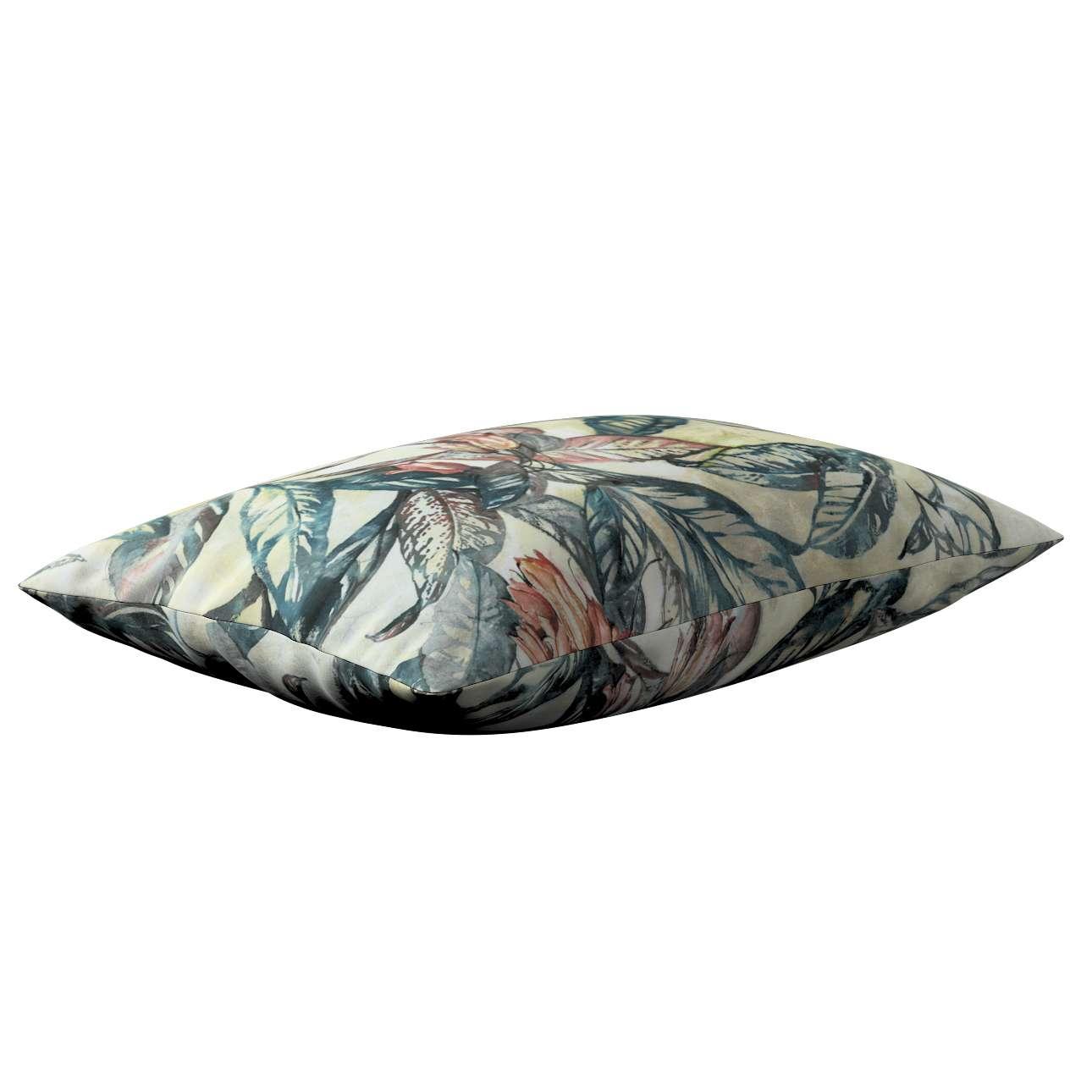 Poszewka Kinga na poduszkę prostokątną w kolekcji Abigail, tkanina: 143-08