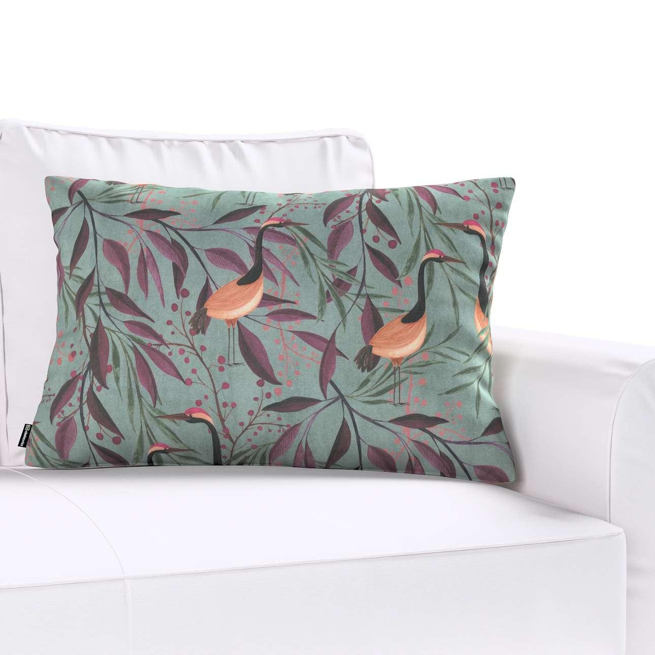 Poszewka Kinga na poduszkę prostokątną w kolekcji Abigail, tkanina: 143-11