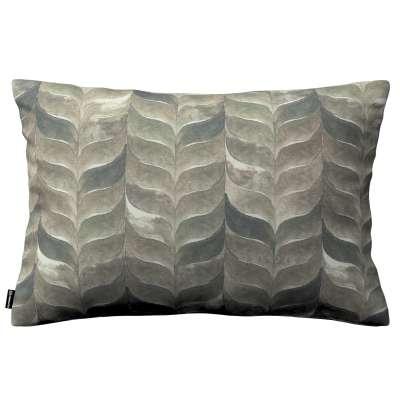 Kinga dekoratyvinės pagalvėlės užvalkalas 60x40cm 143-12 rudos, smėlio spalvos atspalviai Kolekcija Abigail