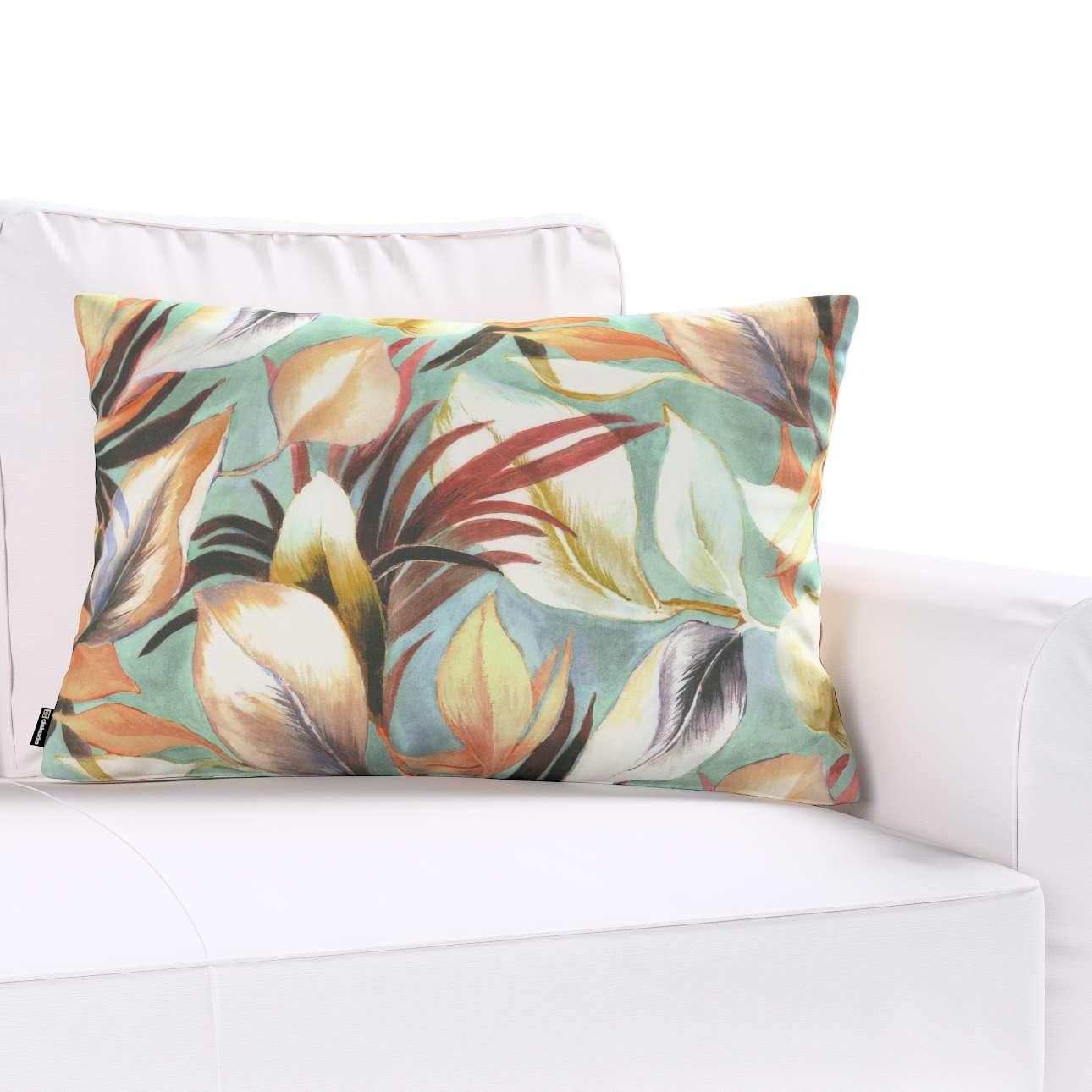 Poszewka Kinga na poduszkę prostokątną w kolekcji Abigail, tkanina: 143-61