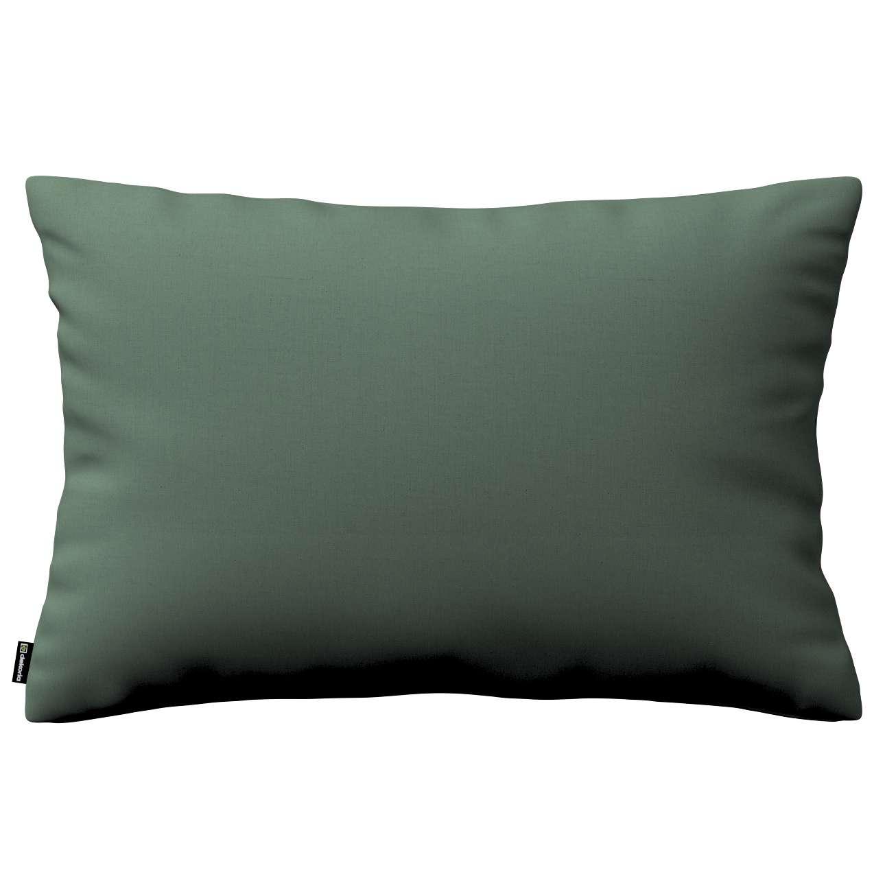 Poszewka Kinga na poduszkę prostokątną w kolekcji Linen, tkanina: 159-08