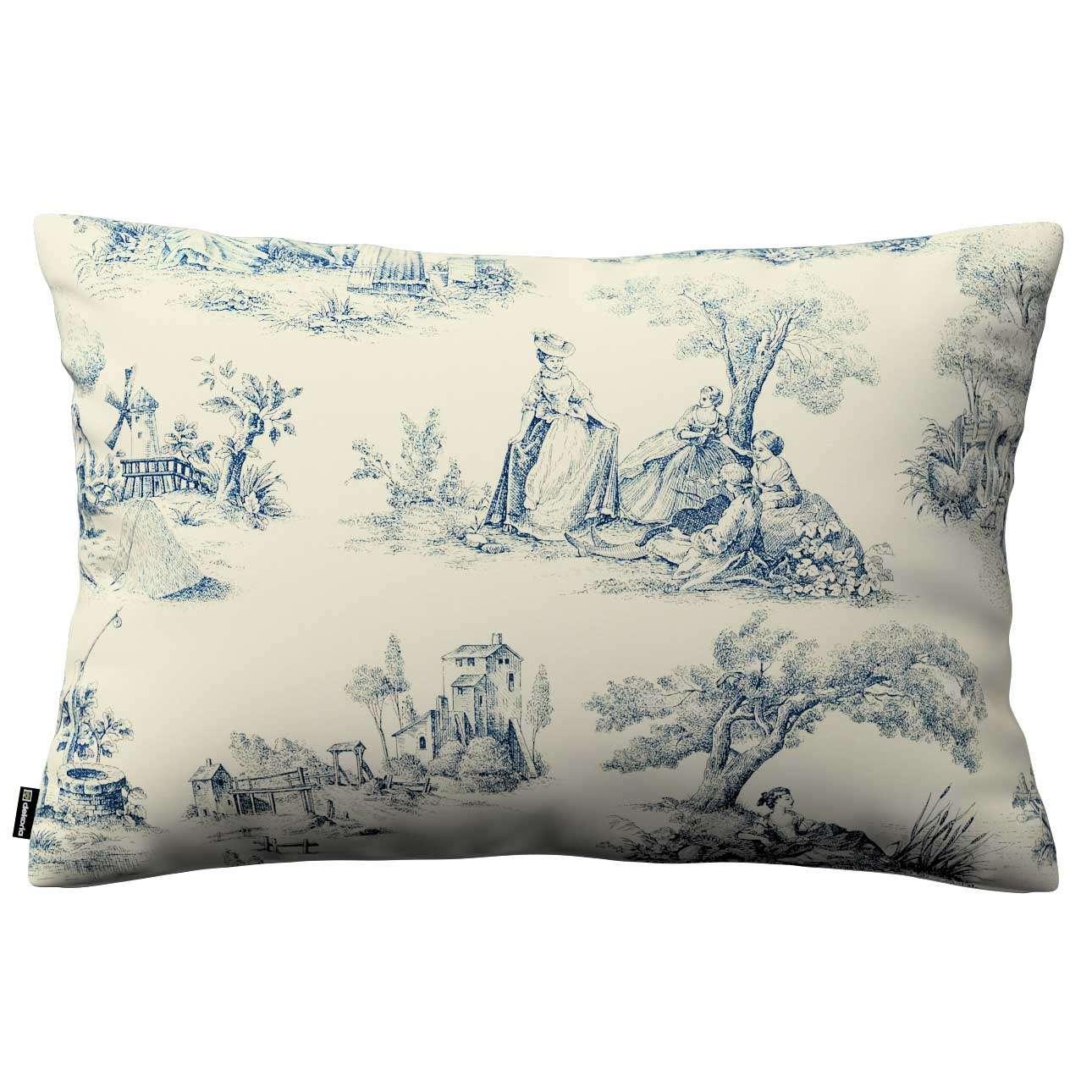 Kinga dekoratyvinės pagalvėlės užvalkalas 60x40cm 60x40cm kolekcijoje Avinon, audinys: 132-66