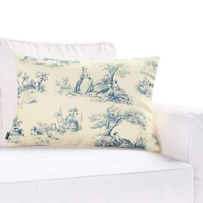 Poszewka Kinga na poduszkę prostokątną w kolekcji Avinon, tkanina: 132-66