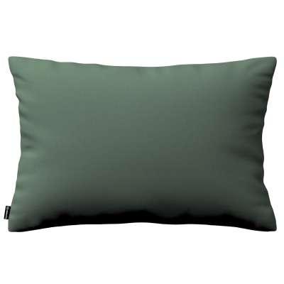 Milly stačiakampės pagalvėlės užvalkalas 159-08 žalias Kolekcija Nature -100% linas