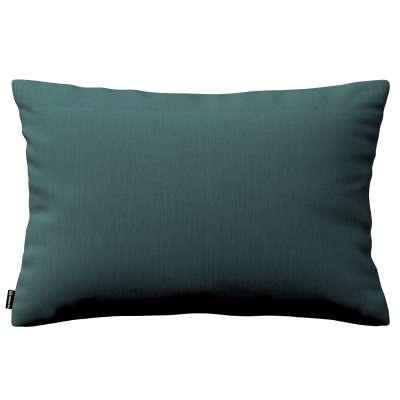 Povlak Milly obdélný 159-09 smaragdově zelená  Kolekce Nature