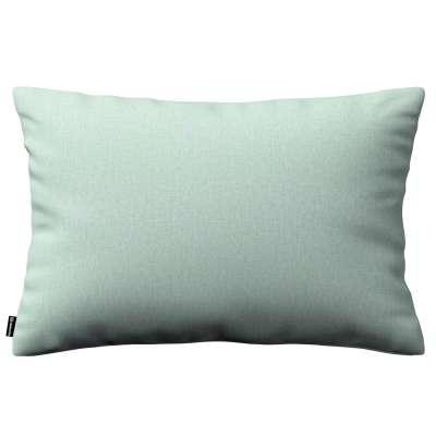 Poszewka Kinga na poduszkę prostokątną 161-61 pastelowy błękit Kolekcja Living