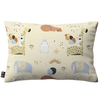 Milly rectangular cushion cover 500-46 beżowy Collection Magic Collection