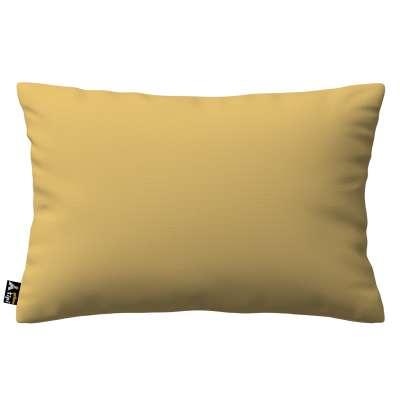 Poszewka Milly prostokątna 702-41 zgaszony żółty Kolekcja Cotton Story