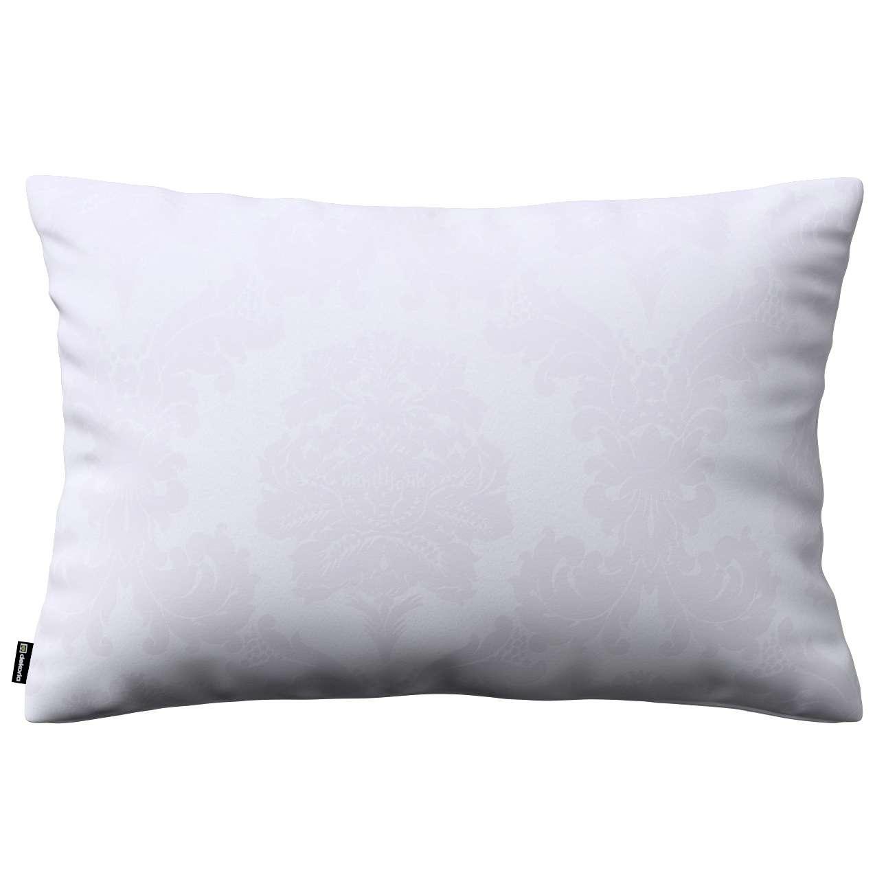 Poszewka Kinga na poduszkę prostokątną w kolekcji Damasco, tkanina: 613-00