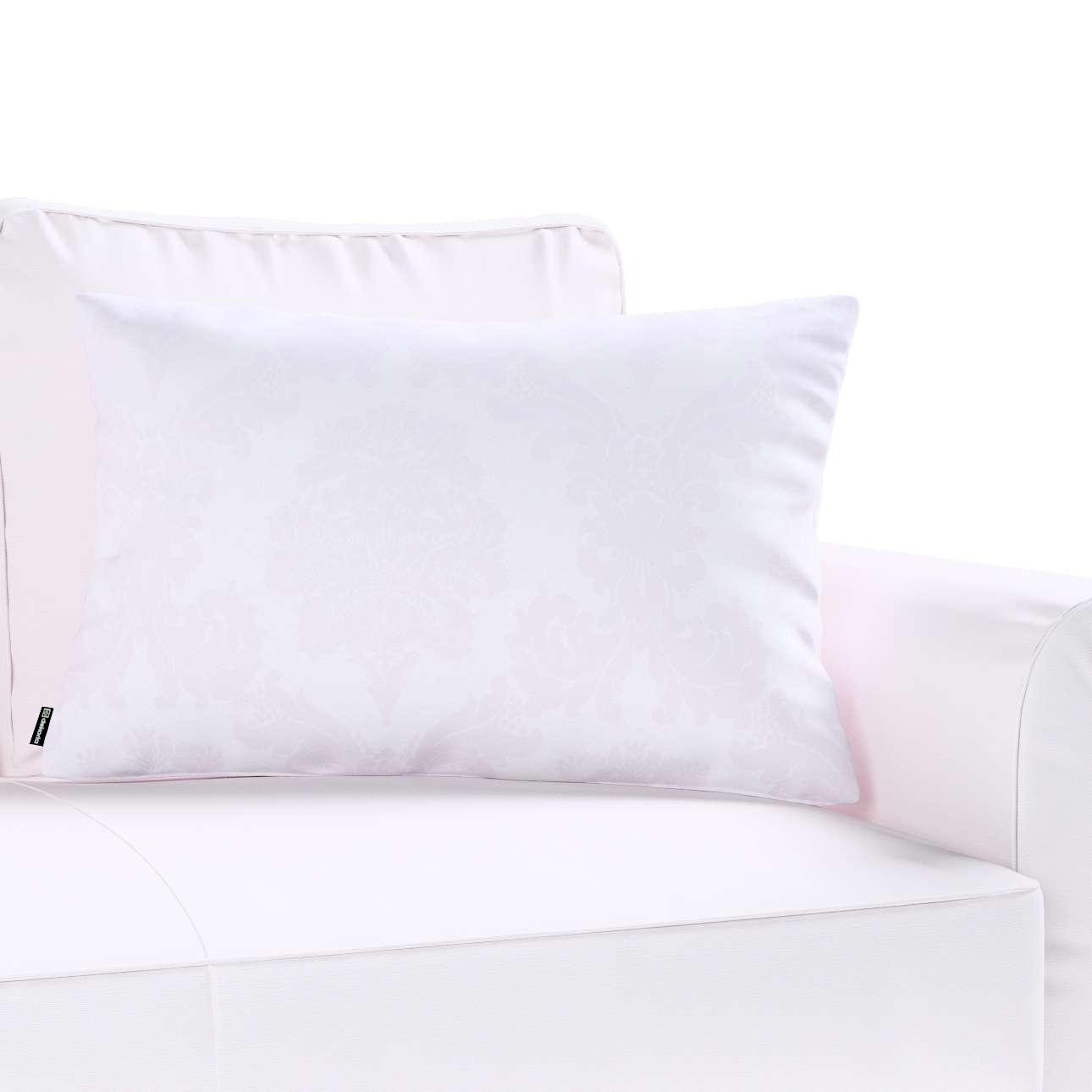 Poszewka Kinga na poduszkę prostokątną 60 x 40 cm w kolekcji Damasco, tkanina: 613-00