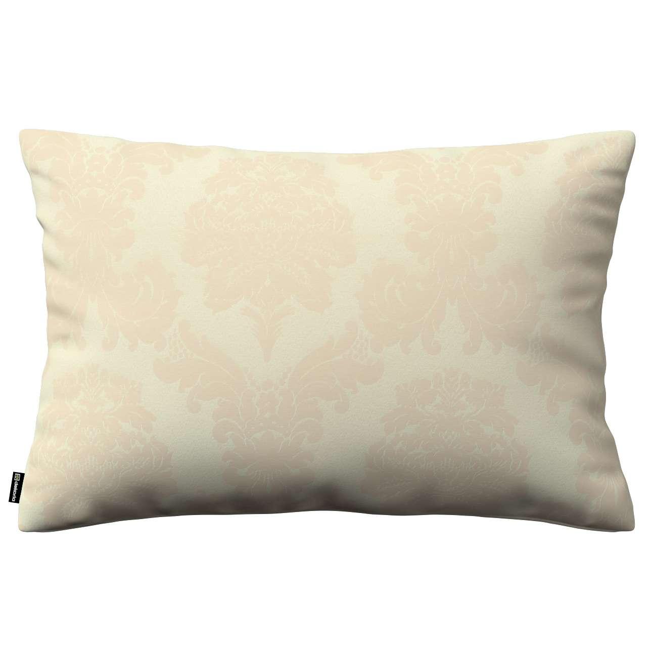 Kinga dekoratyvinės pagalvėlės užvalkalas 60x40cm 60x40cm kolekcijoje Damasco, audinys: 613-01