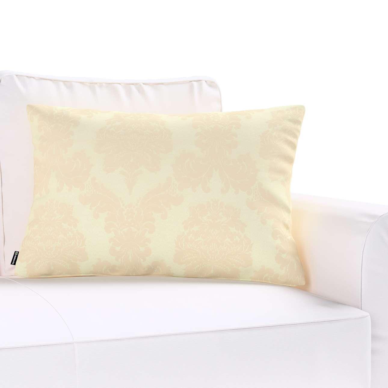 Kinga dekoratyvinės pagalvėlės užvalkalas 60x40cm 60×40cm kolekcijoje Damasco, audinys: 613-01