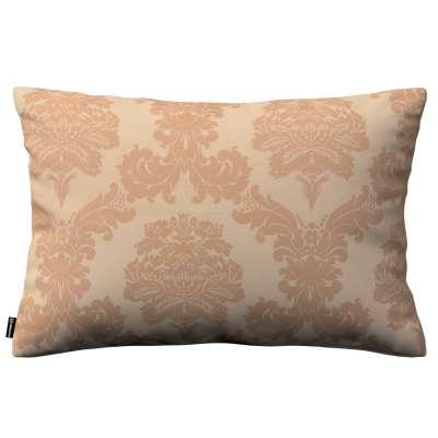 Kinga dekoratyvinės pagalvėlės užvalkalas 60x40cm 613-04 šviesiai šokoladinė Kolekcija Damasco