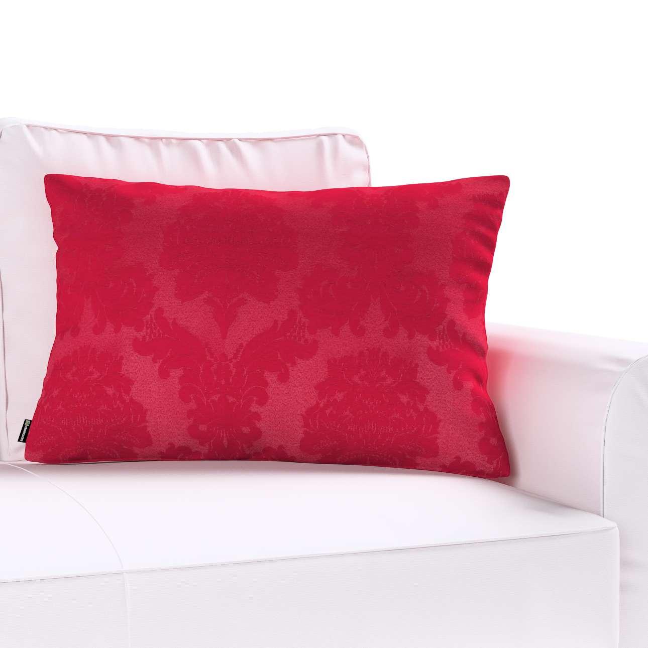 Kinga dekoratyvinės pagalvėlės užvalkalas 60x40cm 60 × 40 cm kolekcijoje Damasco, audinys: 613-13