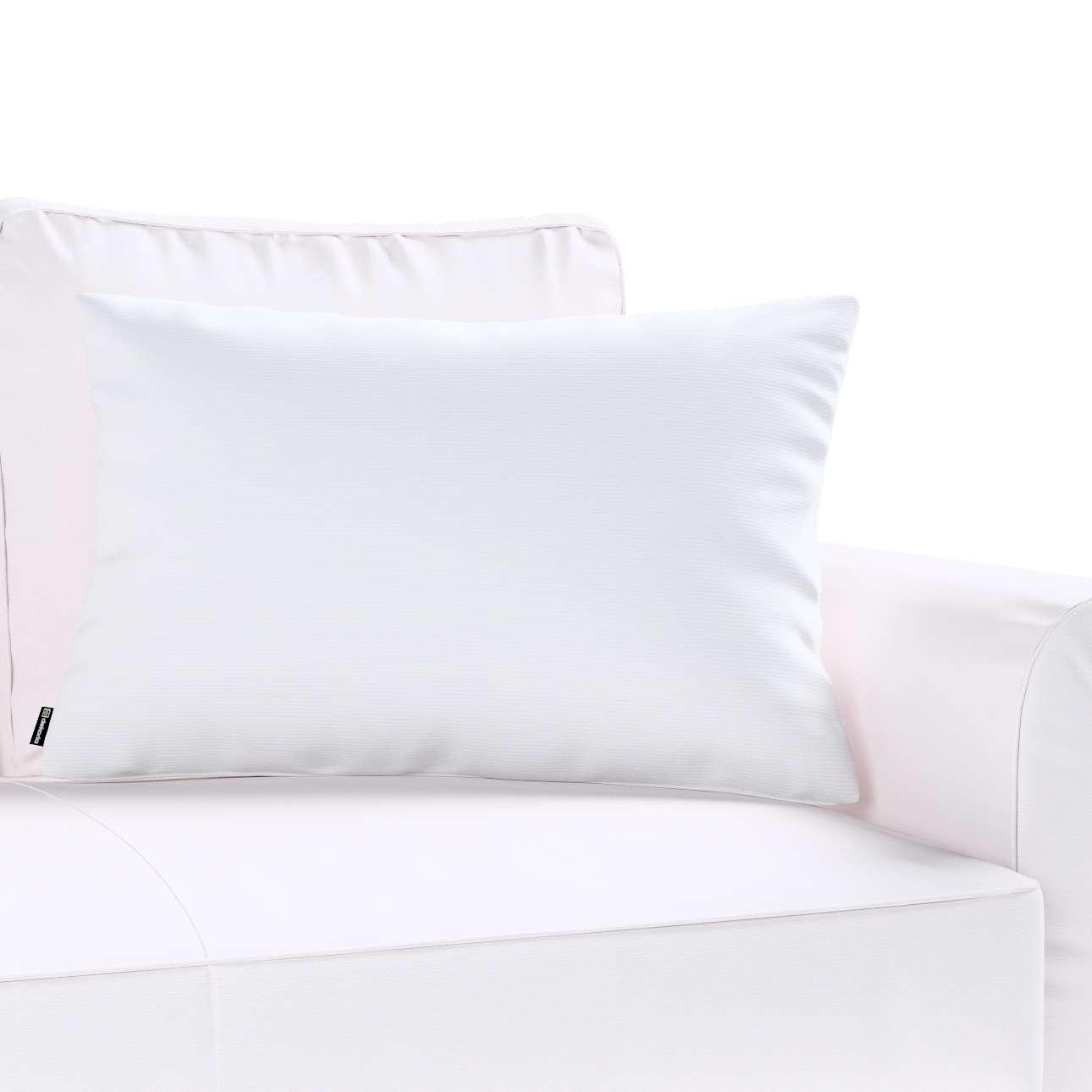Poszewka Kinga na poduszkę prostokątną 60 x 40 cm w kolekcji Jupiter, tkanina: 127-01