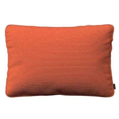 Gabika so šnúrkou, obliečka 60x40cm 127-35 oranžová Kolekcia Jupiter