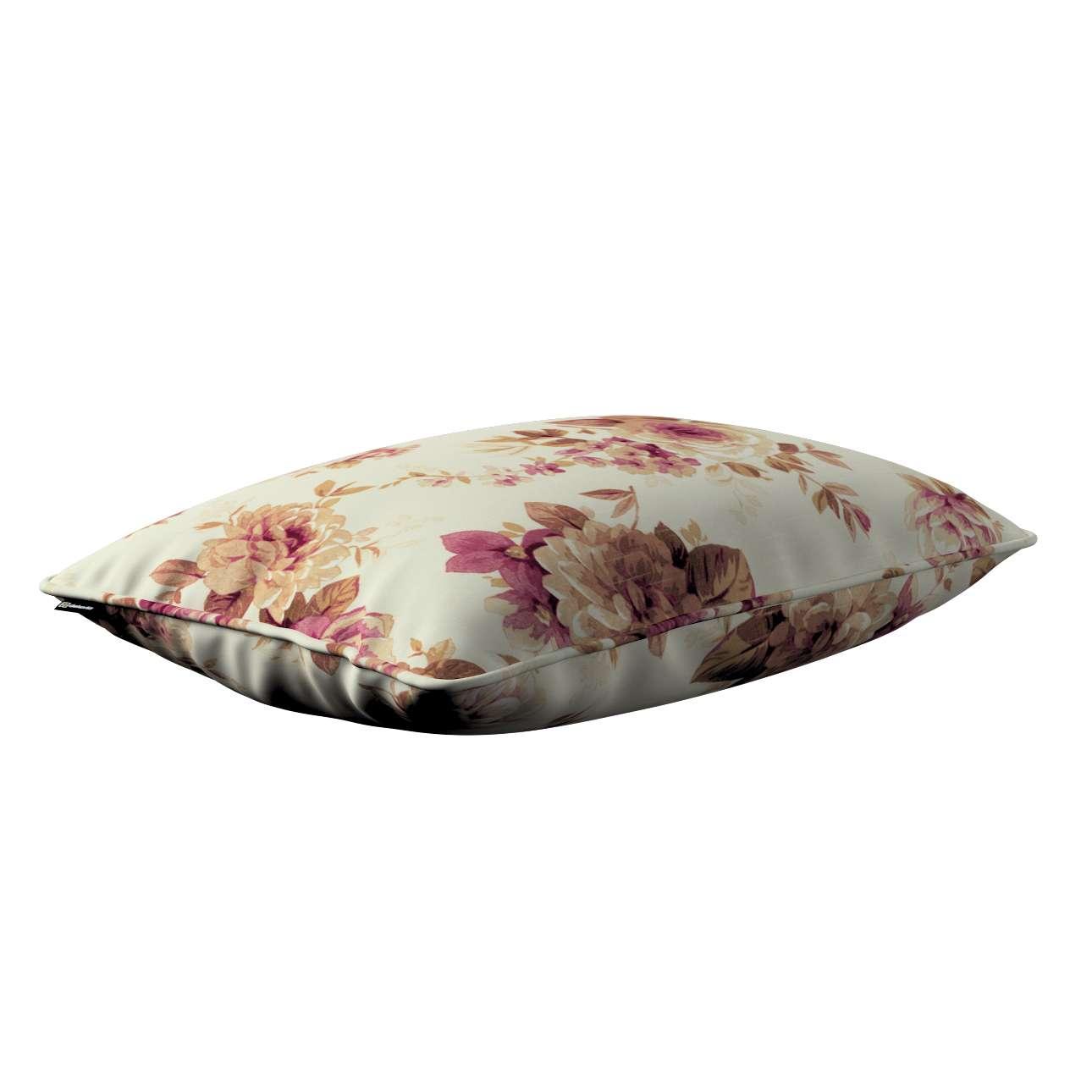 Poszewka Gabi na poduszkę prostokątna 60 x 40 cm w kolekcji Mirella, tkanina: 141-06