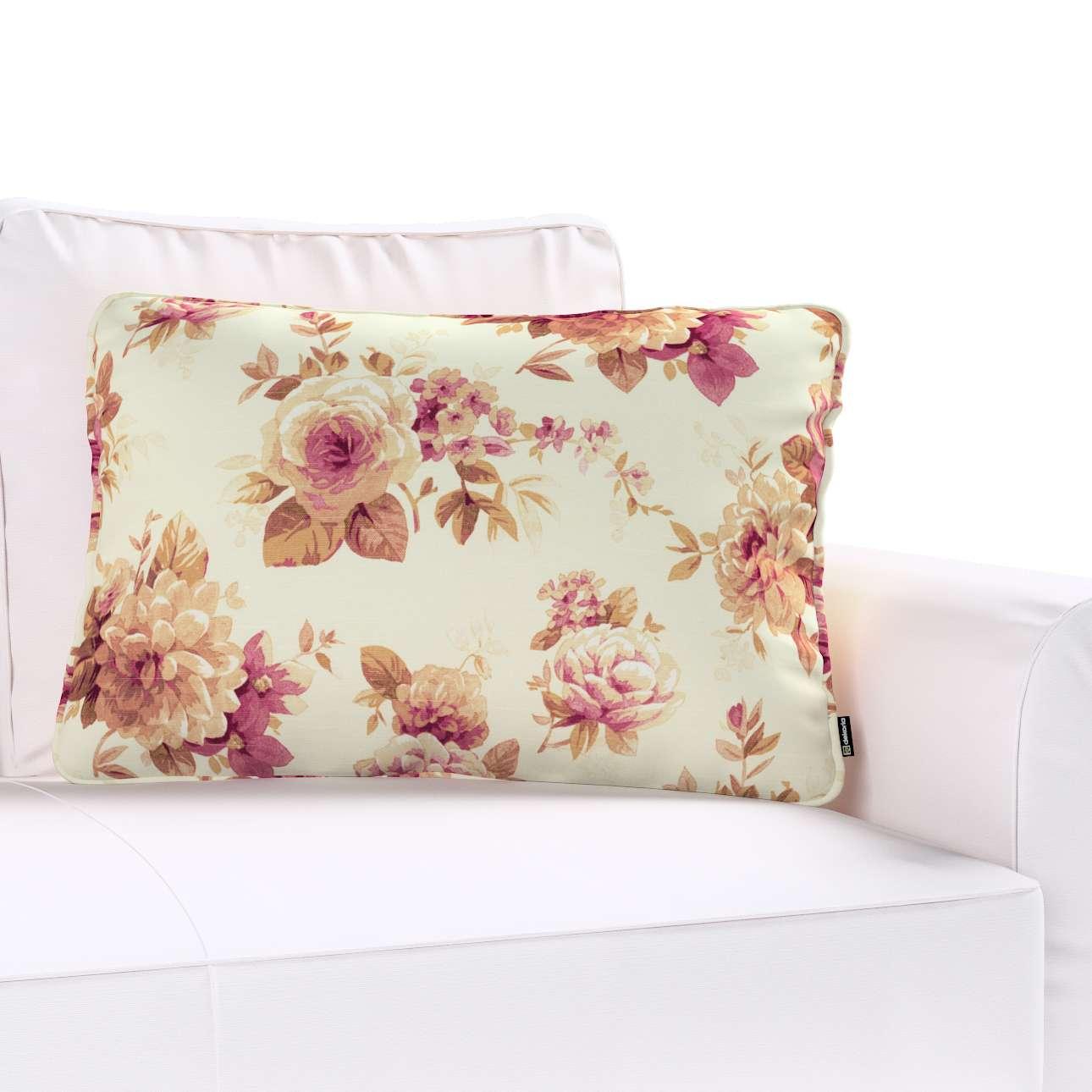 Poszewka Gabi na poduszkę prostokątna w kolekcji Mirella, tkanina: 141-06