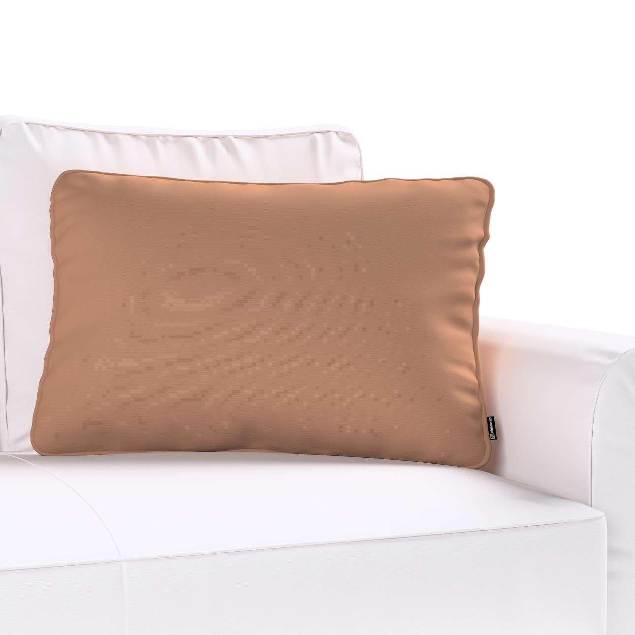 Poszewka Gabi na poduszkę prostokątna 60x40cm w kolekcji Cotton Panama, tkanina: 702-02