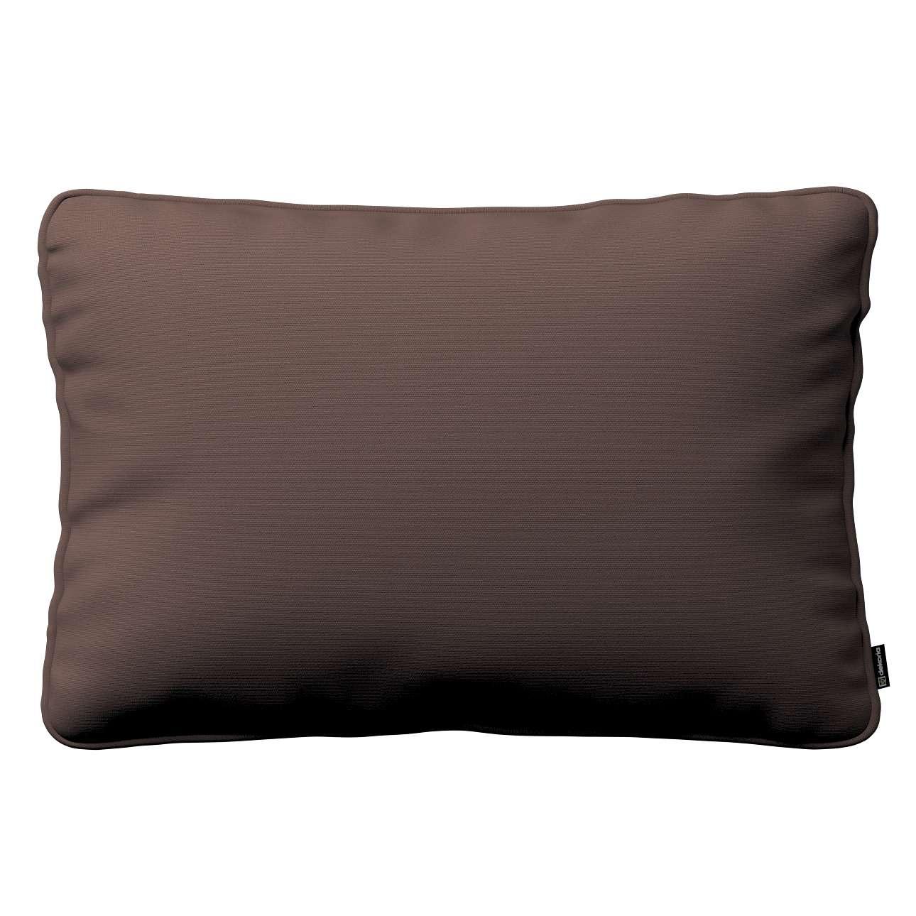Poszewka Gabi na poduszkę prostokątna 60 x 40 cm w kolekcji Cotton Panama, tkanina: 702-03