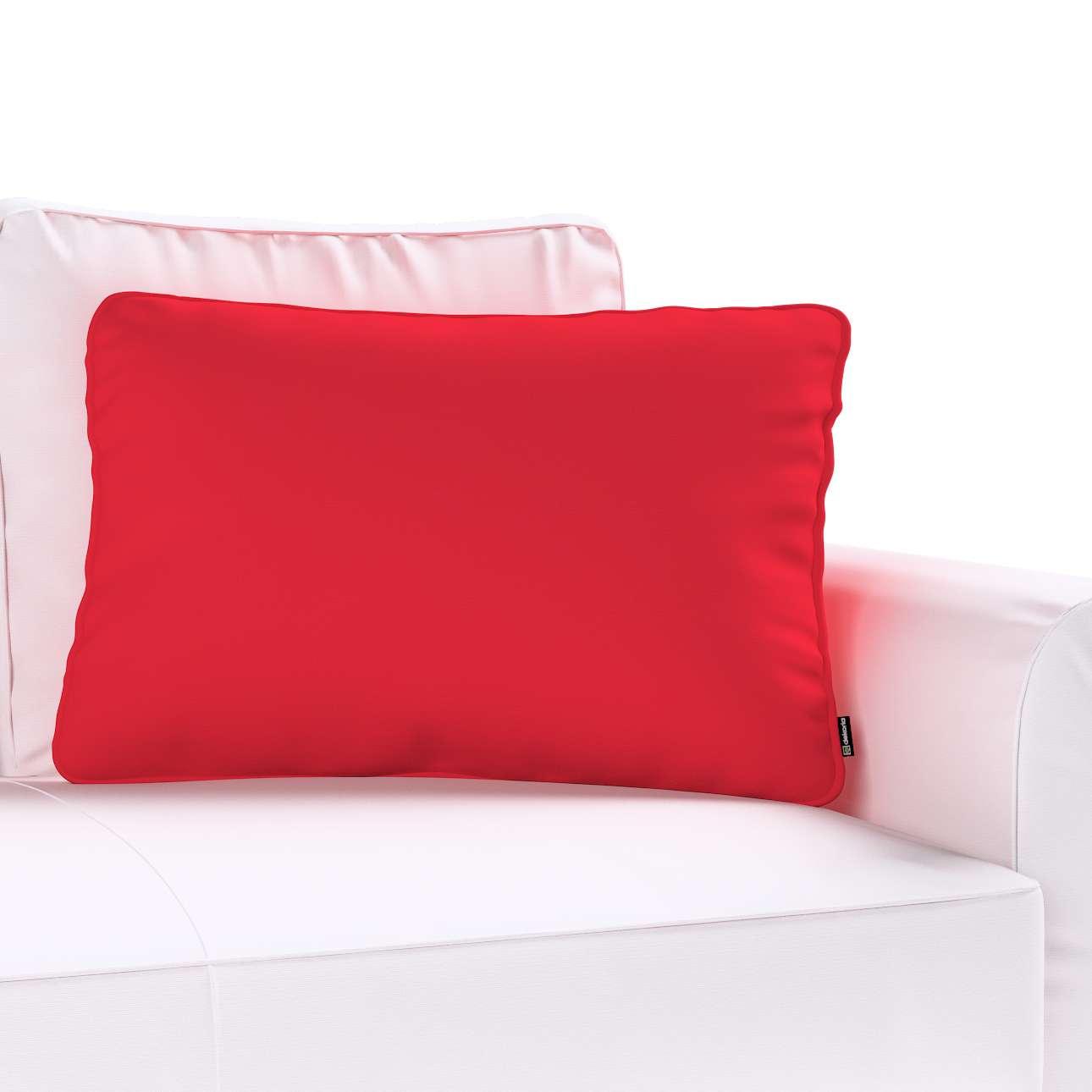 Poszewka Gabi na poduszkę prostokątna w kolekcji Cotton Panama, tkanina: 702-04