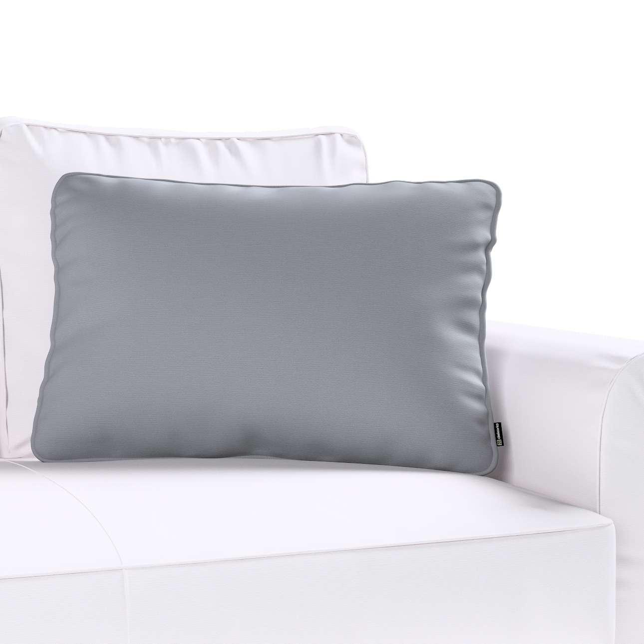 Poszewka Gabi na poduszkę prostokątna 60x40cm w kolekcji Cotton Panama, tkanina: 702-07