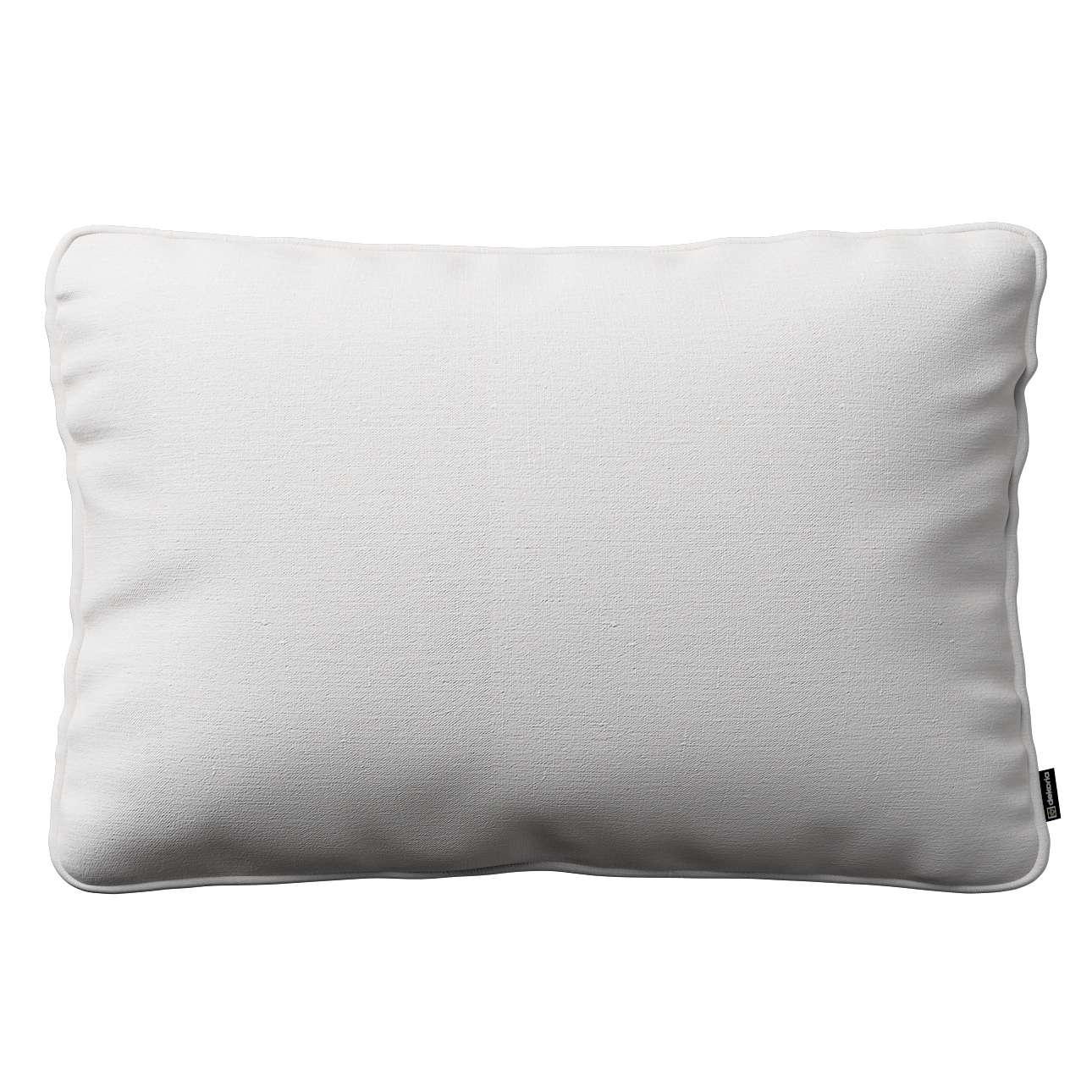 Poszewka Gabi na poduszkę prostokątna 60 x 40 cm w kolekcji Linen, tkanina: 392-04