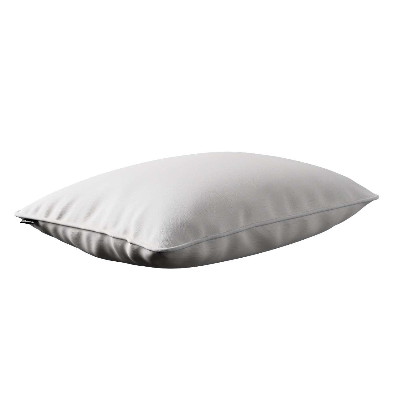 Poszewka Gabi na poduszkę prostokątna w kolekcji Linen, tkanina: 392-04