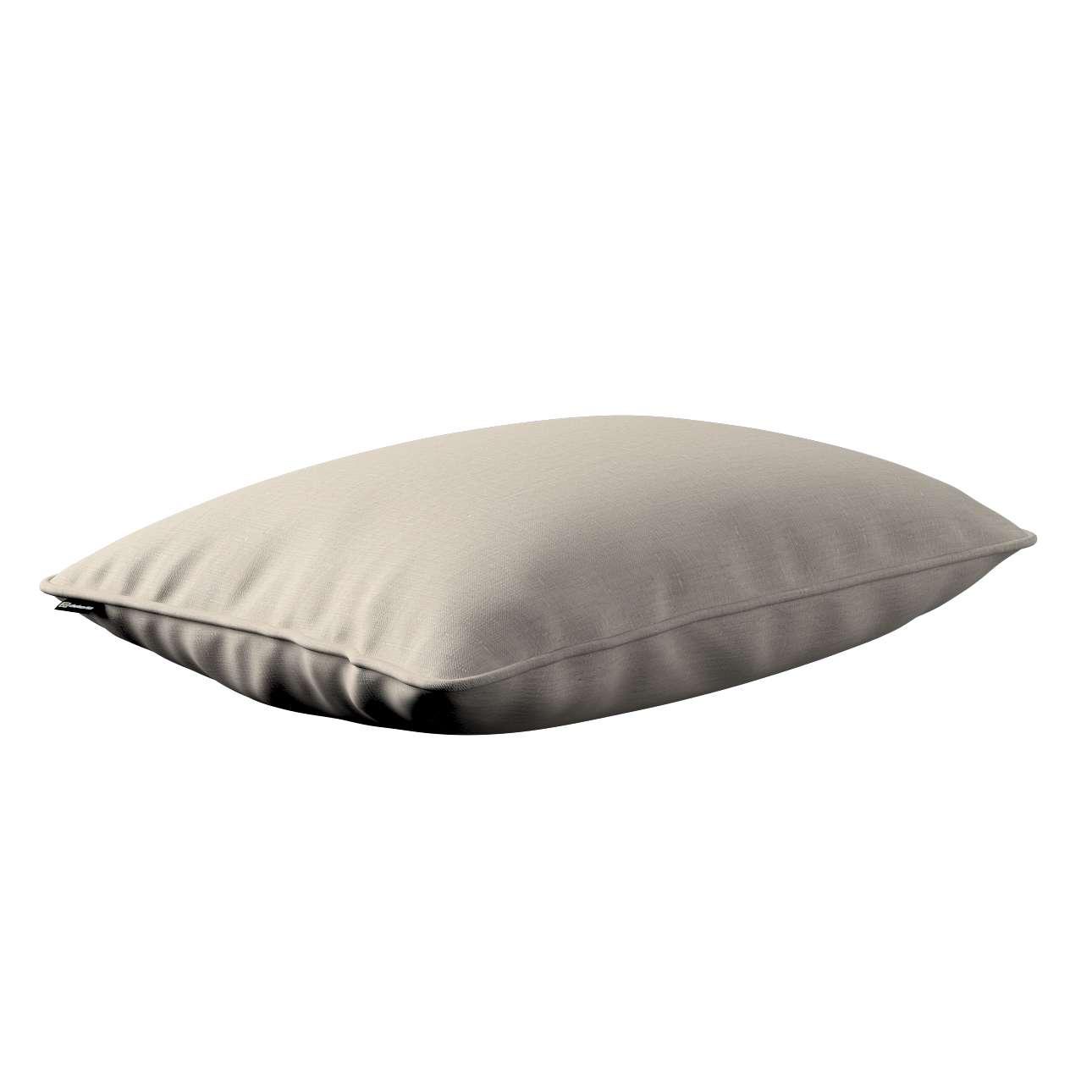 Poszewka Gabi na poduszkę prostokątna 60 x 40 cm w kolekcji Linen, tkanina: 392-05
