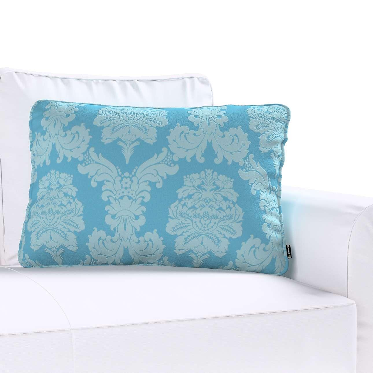 Poszewka Gabi na poduszkę prostokątna 60x40cm w kolekcji Damasco, tkanina: 613-67