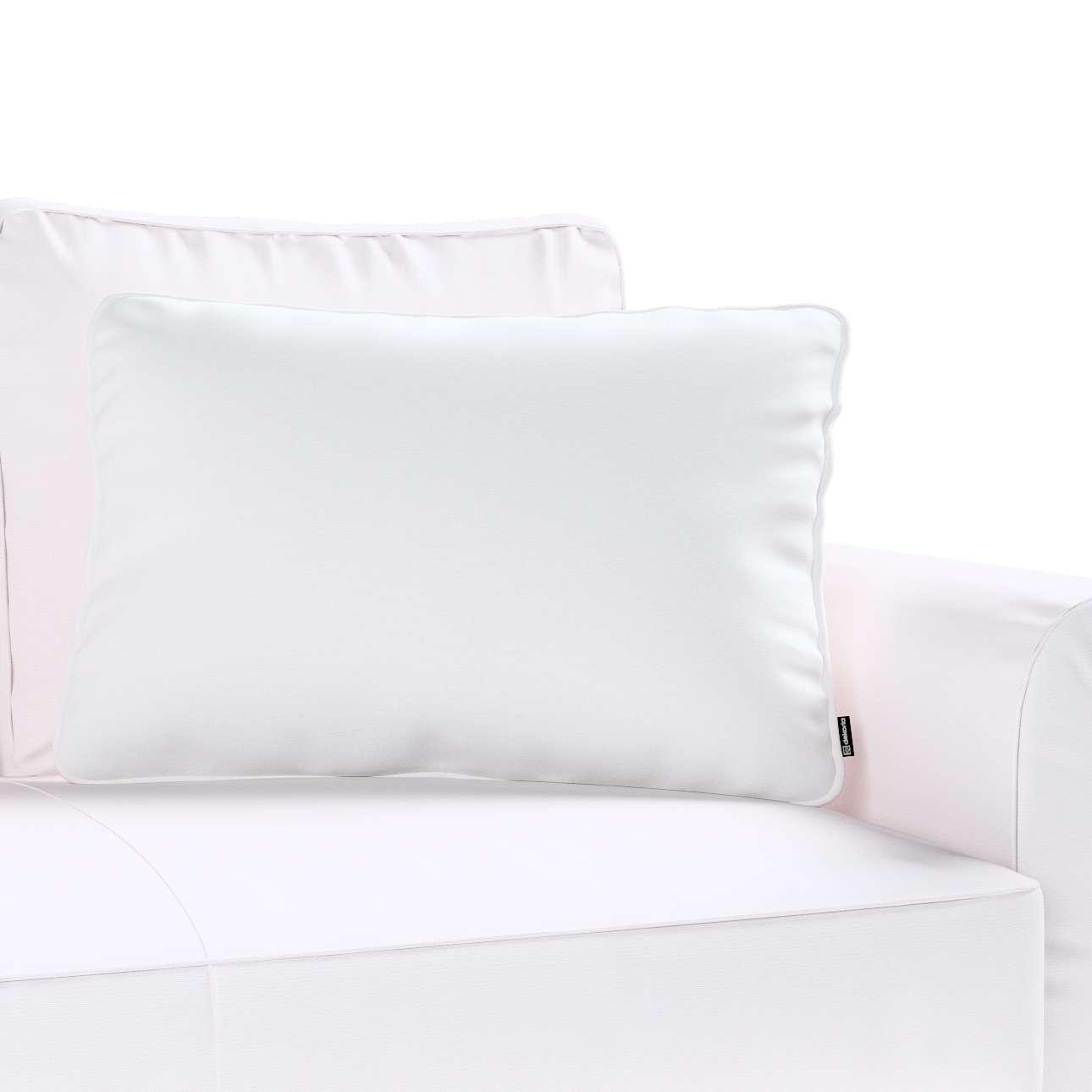 Poszewka Gabi na poduszkę prostokątna 60x40cm w kolekcji Loneta, tkanina: 133-02