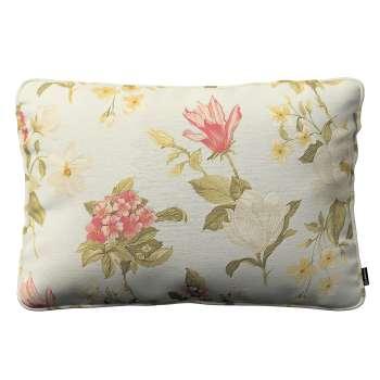 Poszewka Gabi na poduszkę prostokątna 60x40cm w kolekcji Londres, tkanina: 123-65