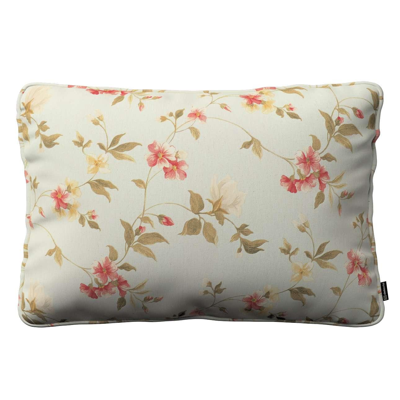 Poszewka Gabi na poduszkę prostokątna 60 x 40 cm w kolekcji Londres, tkanina: 124-65