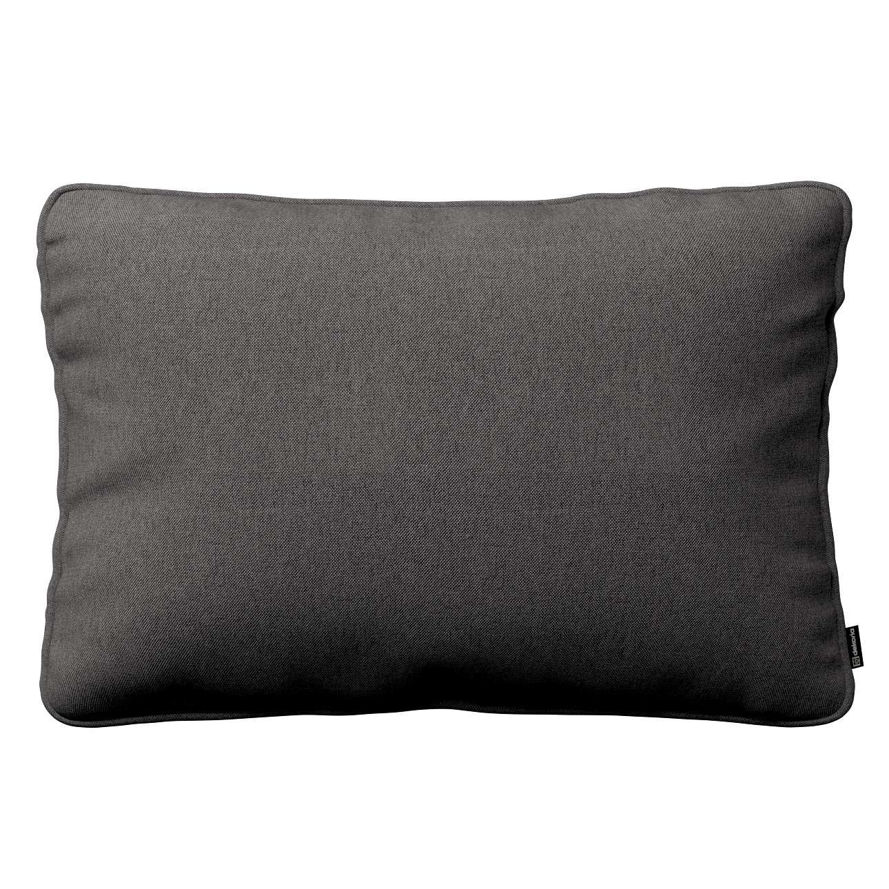 Gabi dekoratyvinės pagavėlės užvalkalas su specialia siūle 60x40cm 60 x 40 cm kolekcijoje Etna , audinys: 705-35