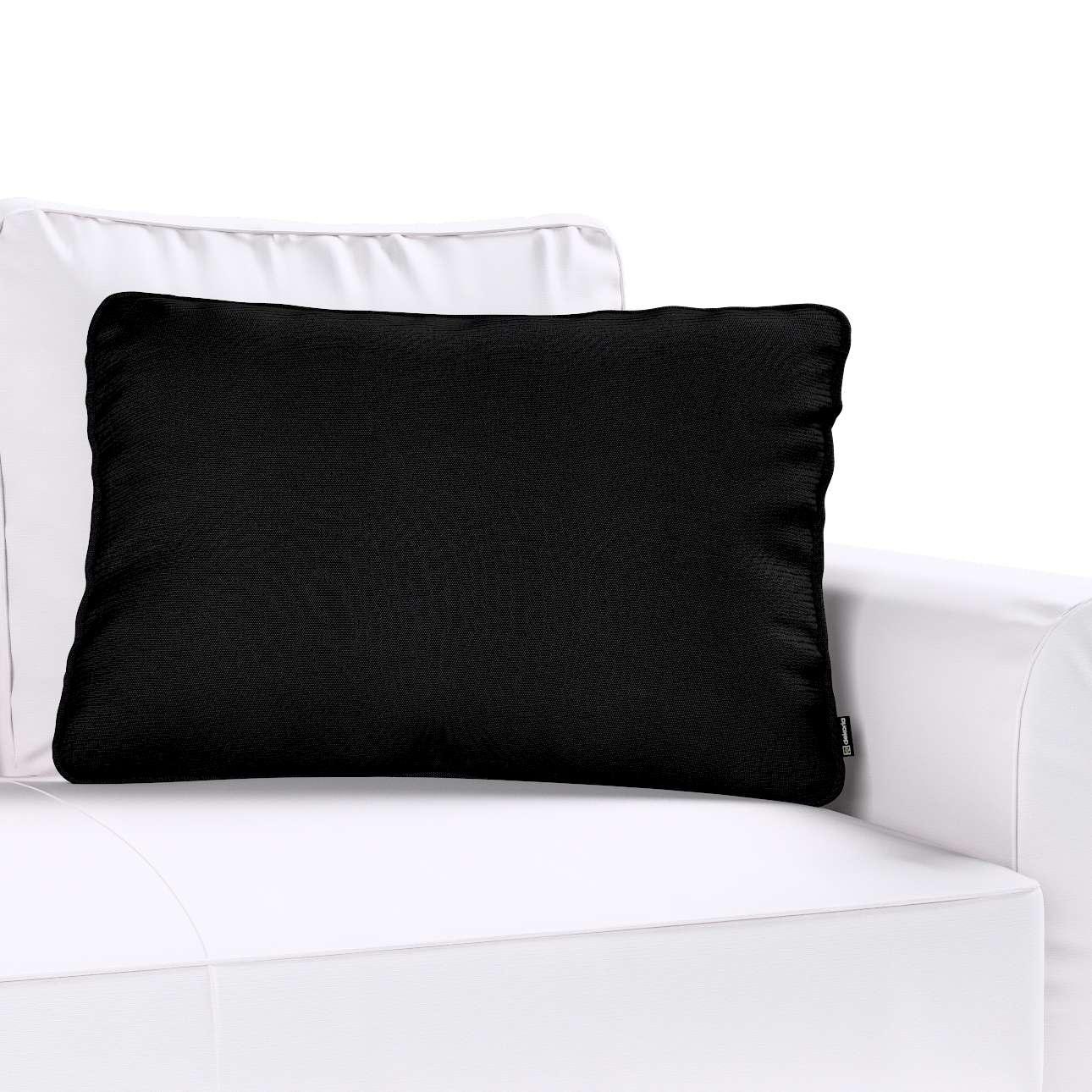 Poszewka Gabi na poduszkę prostokątna w kolekcji Etna, tkanina: 705-00