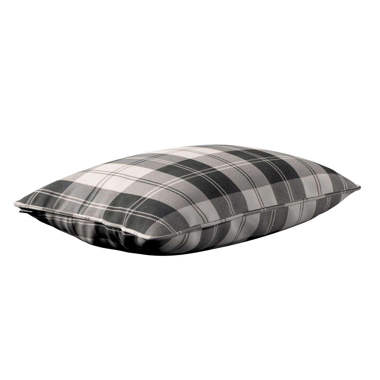 Poszewka Gabi na poduszkę prostokątna 60 x 40 cm w kolekcji Edinburgh, tkanina: 115-74