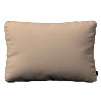 Kissenhülle Gabi mit Paspel 60x40cm 60 x 40 cm von der Kollektion Cotton Panama, Stoff: 702-28