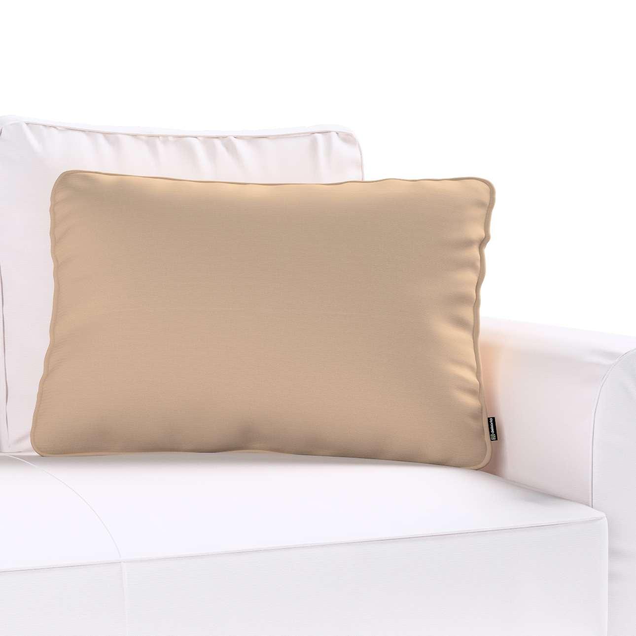 Poszewka Gabi na poduszkę prostokątna w kolekcji Cotton Panama, tkanina: 702-28