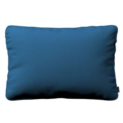 Gabika so šnúrkou, obliečka 60x40cm 702-30 modrá morská Kolekcia Cotton Panama